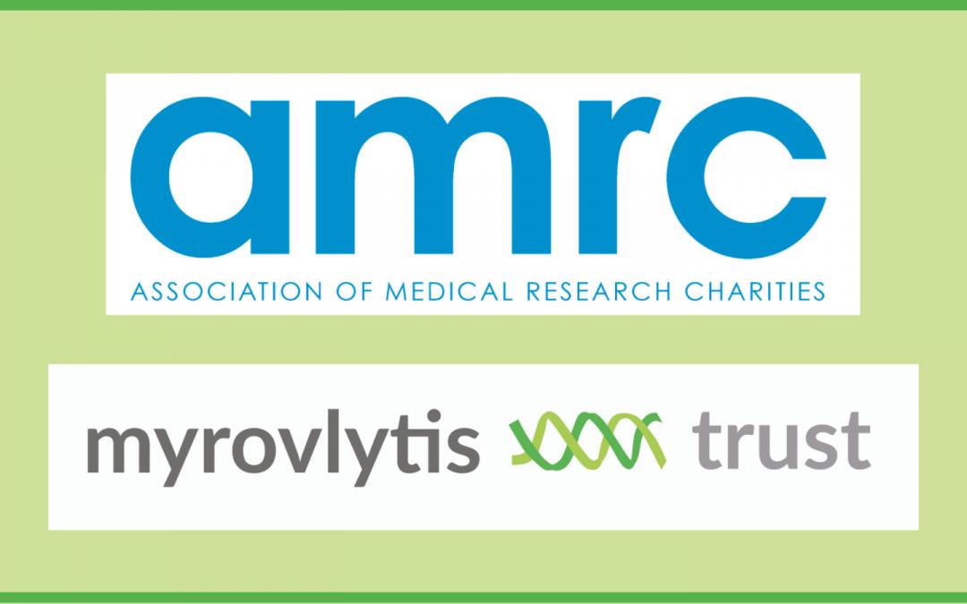 AMRC Membership Approved!